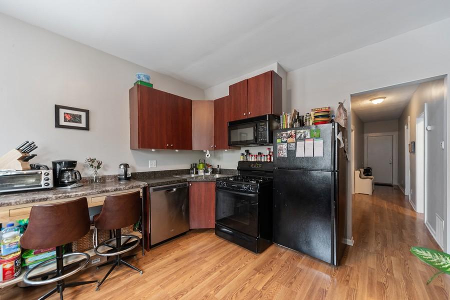 Real Estate Photography - 2706 N. Ridgeway, Chicago, IL, 60625 - First Floor Kitchen