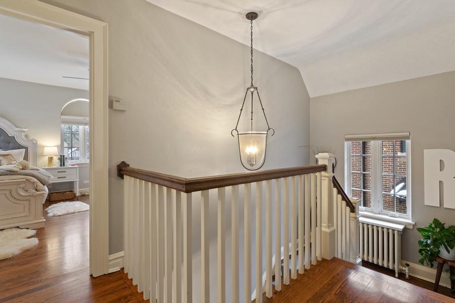 Real Estate Photography - 2501 Ridgeway Avenue, Evanston, IL, 60201 - Hallway