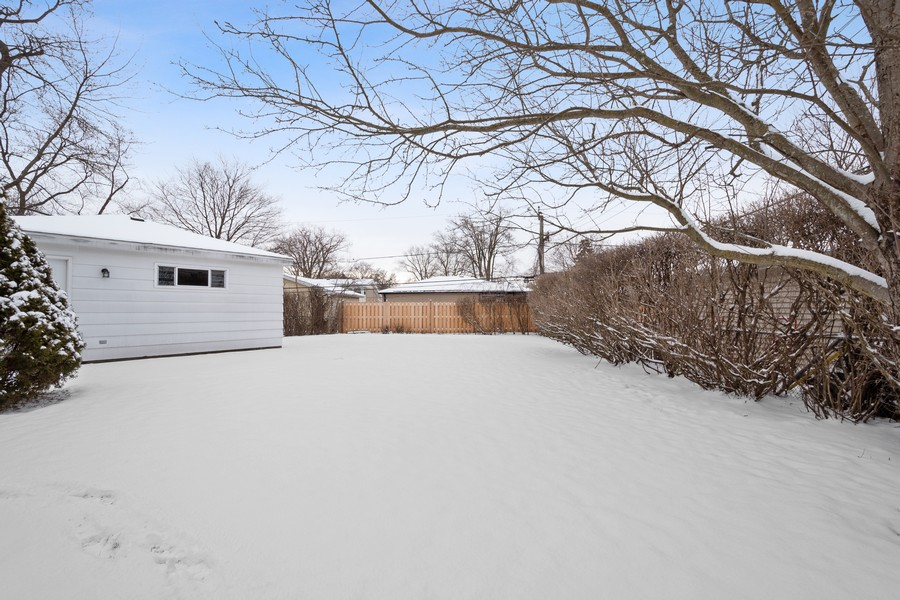 Real Estate Photography - 306 Alexis Ct, Glenview, IL, 60025 - Back Yard