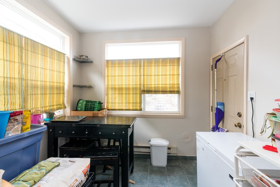 Real Estate Photography - 3412 N Avers Avenue, Chicago, IL, 60618 - First Floor Bonus Room