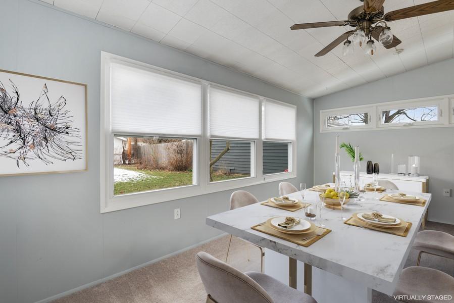 Real Estate Photography - 2612 Willa Drive, St. Joseph, MI, 49085 - Dining Room