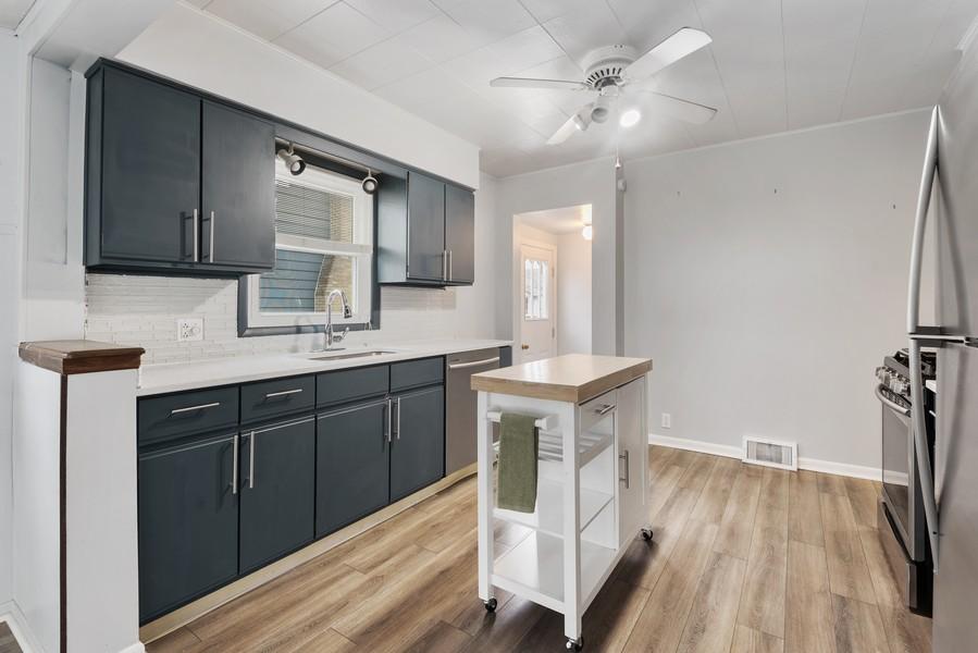 Real Estate Photography - 2612 Willa Drive, St. Joseph, MI, 49085 - Kitchen