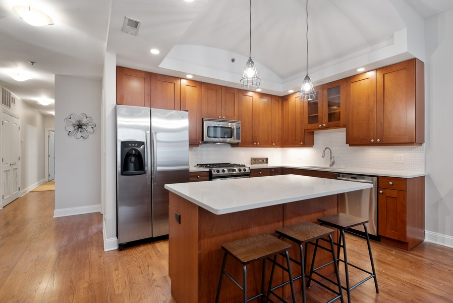 Real Estate Photography - 1520 N. Sedgwick #2A, Chicago, IL, 60610 - Kitchen