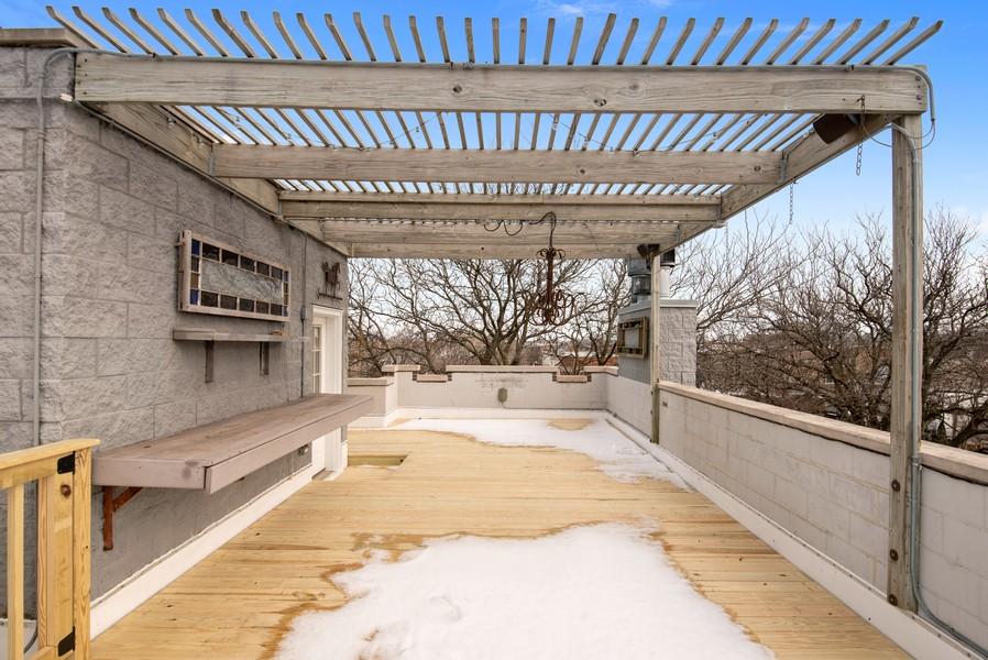 Real Estate Photography - 2630 North Washtenaw, Unit 3S, Chicago, IL, 60647 -