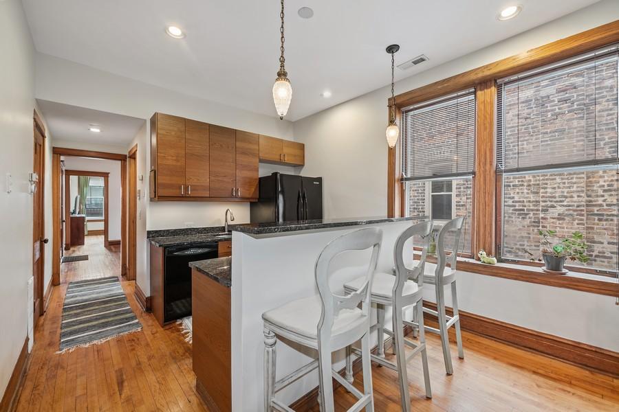 Real Estate Photography - 2548 W. Augusta Blvd, 3F, Chicago, IL, 60622 -