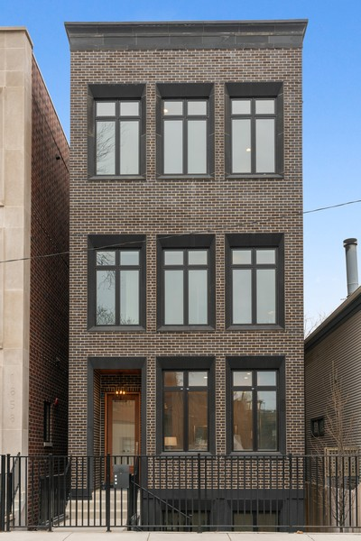 Real Estate Photography - 1860 N Maud Ave, Chicago, IL, 60614 - Front View
