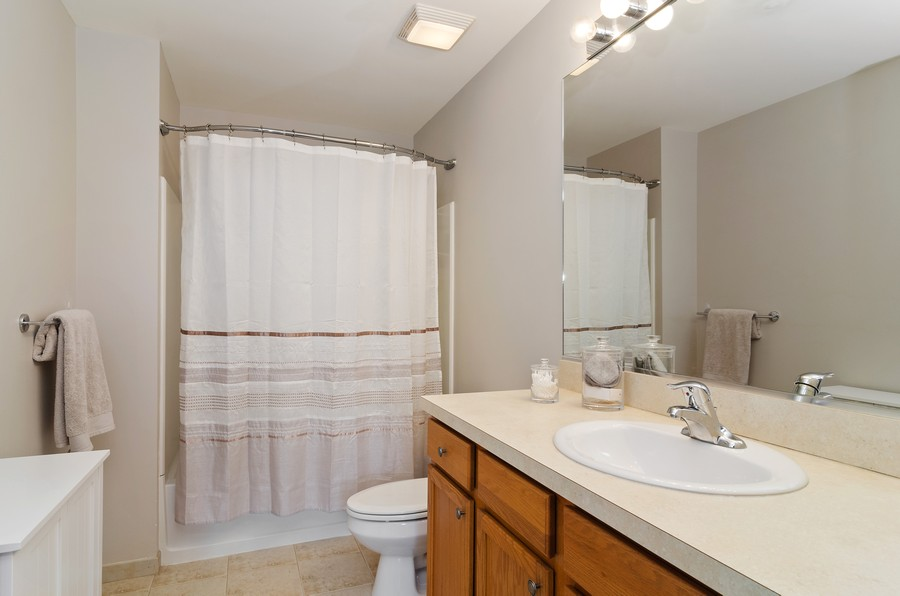 Real Estate Photography - 4814 N Clark St, Unit 511, Chicago, IL, 60640 - Master Bathroom