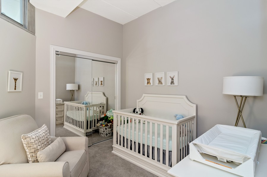 Real Estate Photography - 4814 N Clark St, Unit 511, Chicago, IL, 60640 - 2nd Bedroom