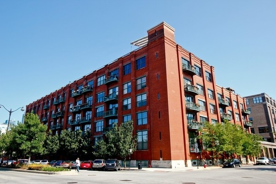 Real Estate Photography - 1000 W. Washington Blvd, 326, Chicago, IL, 60607 -