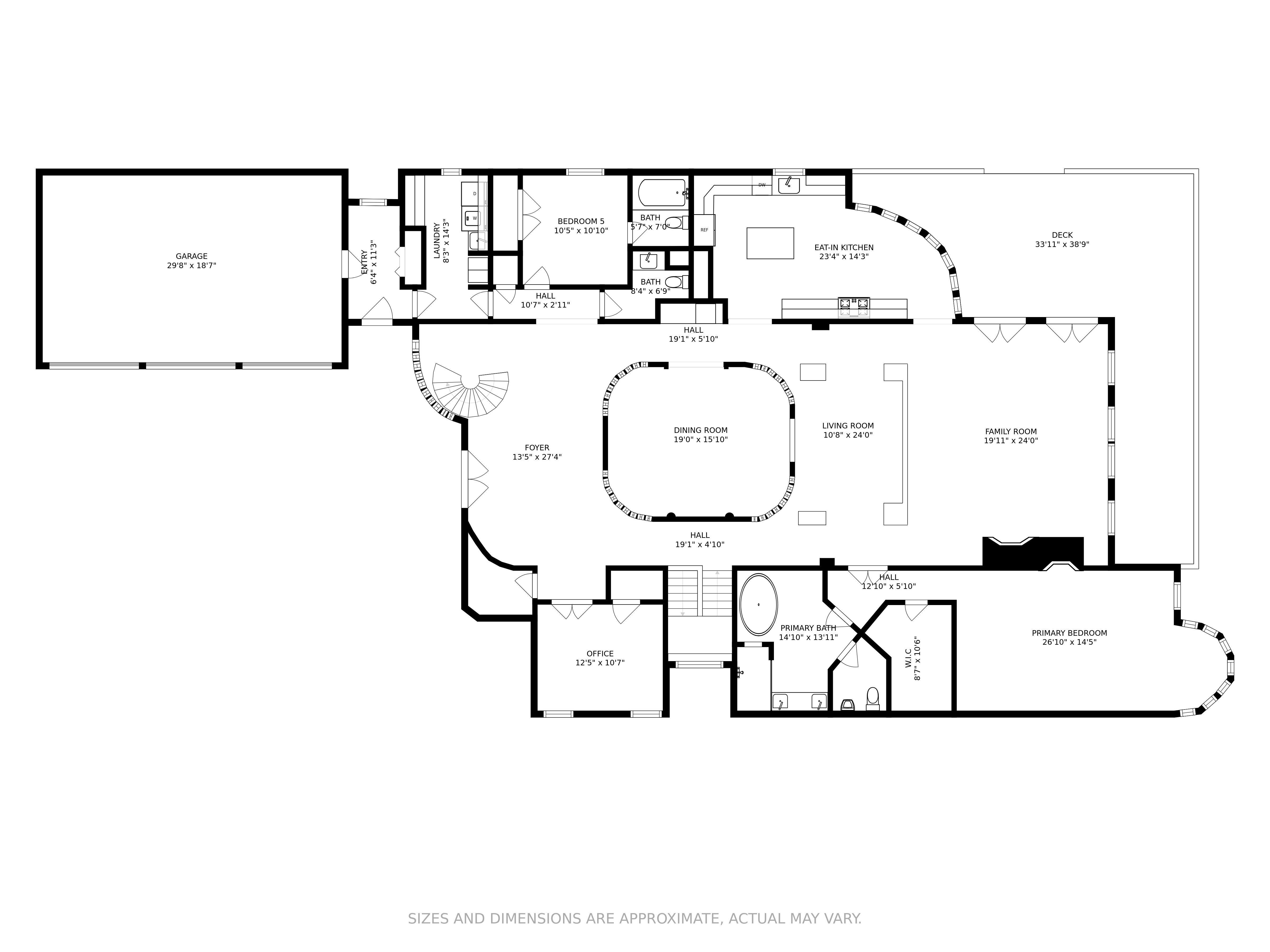 Real Estate Floor Plan Services Vht Studios