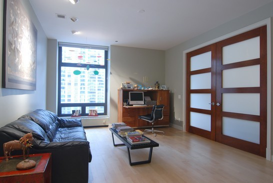 Real Estate Photography - 680 N Lake Shore Dr, 1218, Chicago, IL, 60611 - Family Room
