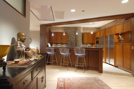 Real Estate Photography - 680 N Lake Shore Dr, 1218, Chicago, IL, 60611 - Foyer