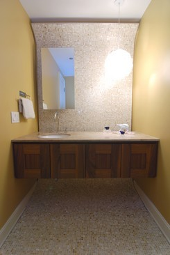 Real Estate Photography - 680 N Lake Shore Dr, 1218, Chicago, IL, 60611 - Bathroom