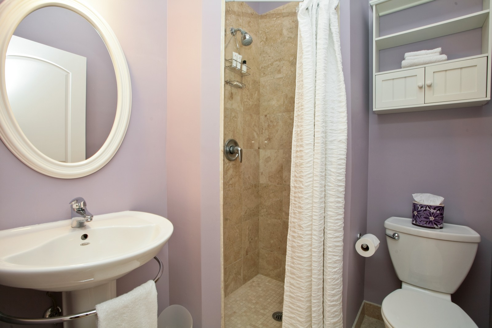 Real Estate Photography - 2646 W Gunnison St, Unit 2, Chicago, IL, 60625 - Bathroom