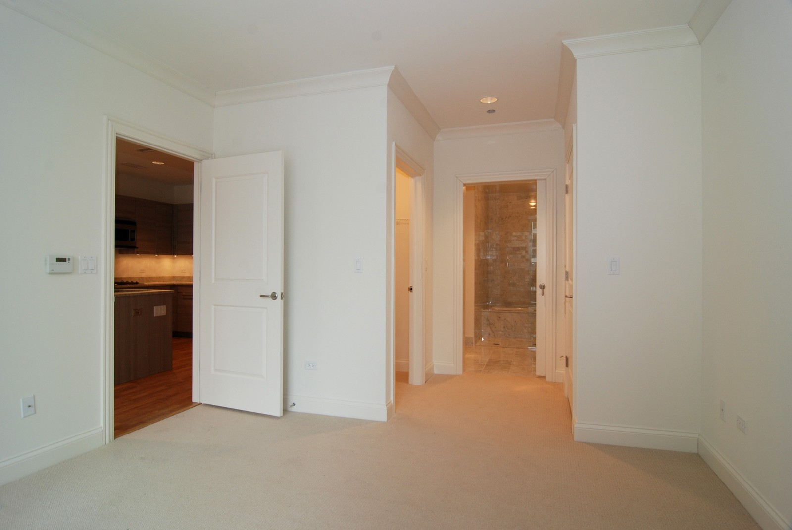 Real Estate Photography - 10 E Delaware Ave, Chicago, IL, 60610 - Master Bedroom