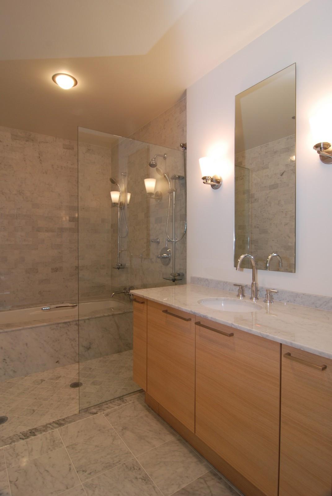 Real Estate Photography - 10 E Delaware Ave, Chicago, IL, 60610 - Bathroom