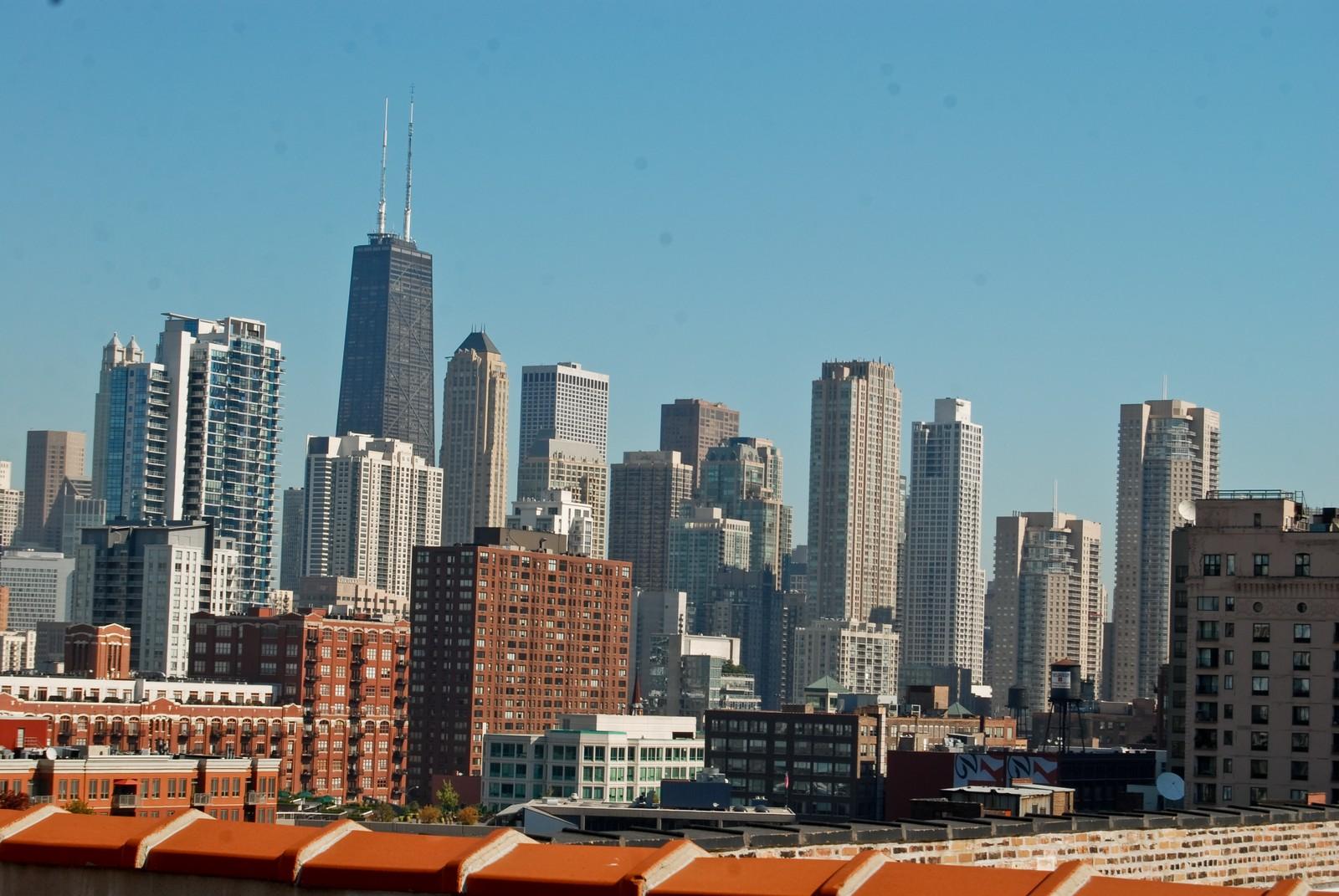 Real Estate Photography - 616 W Fulton, Unit 702, Chicago, IL, 60661 - View