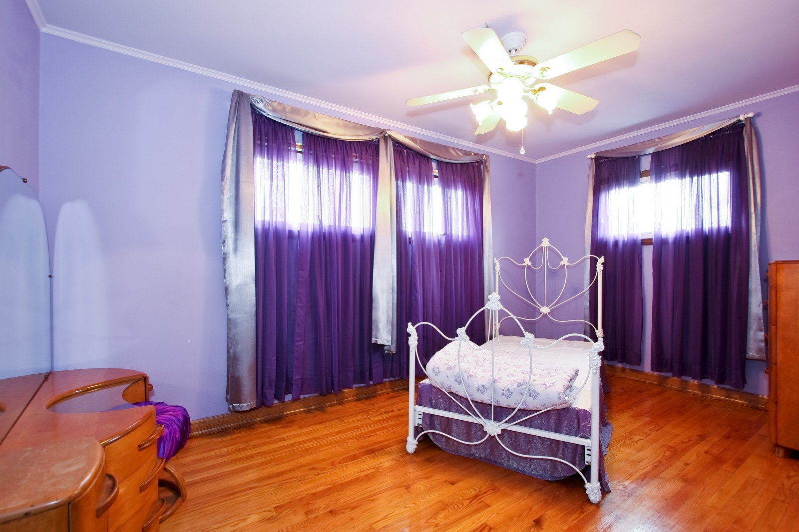 Real Estate Photography - 5813 S Natoma, Chicago, IL, 60638 - Bedroom