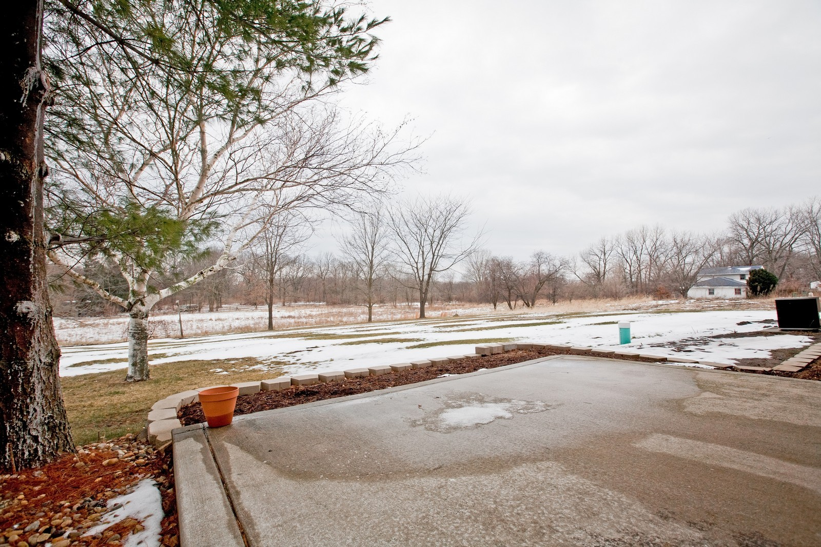 Real Estate Photography - 23087 W. Kankakee River Drive, Wilmington, IL, 60481 - Patio