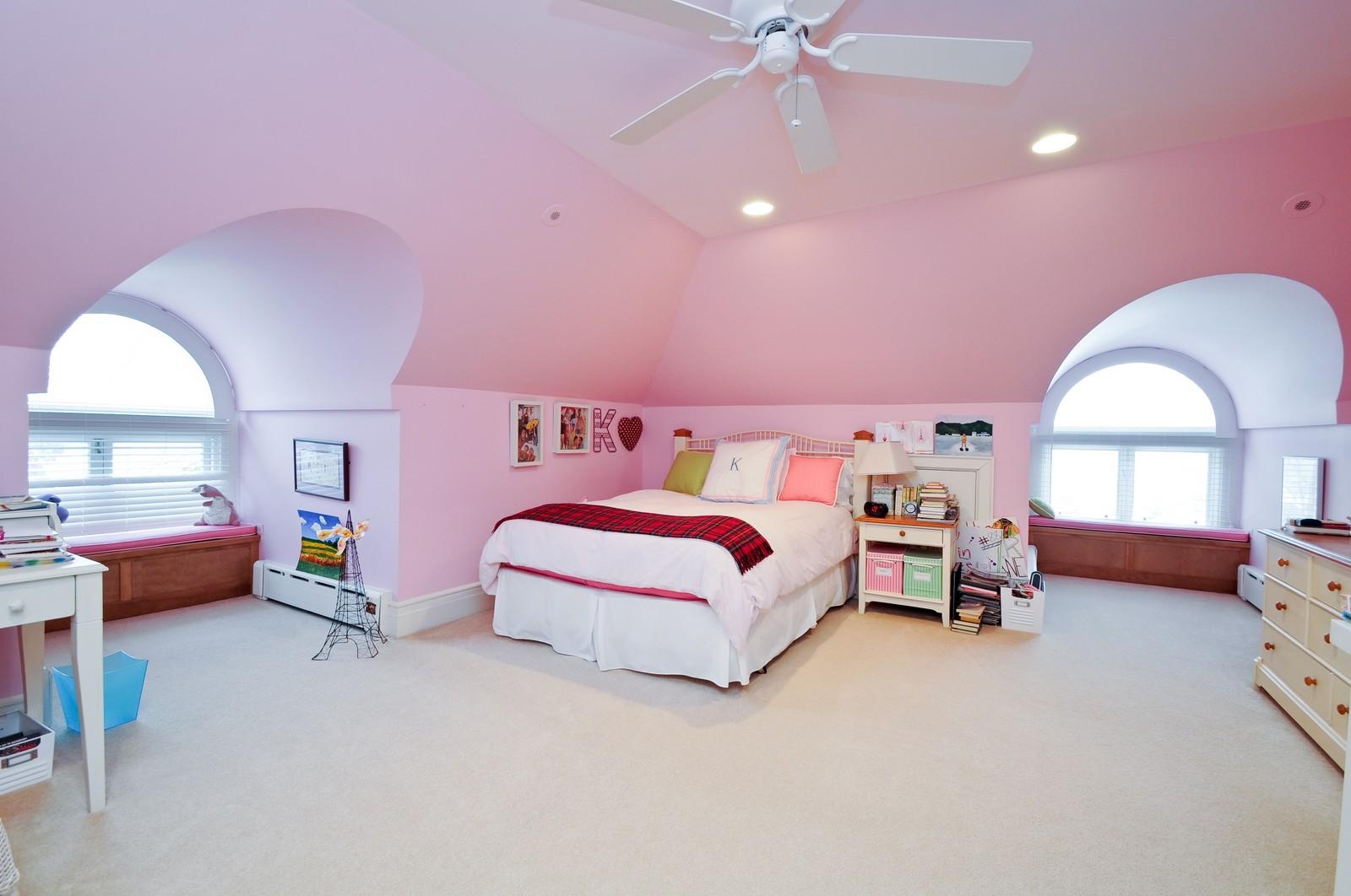 Real Estate Photography - 486 Greenleaf, Glencoe, IL, 60022 - 3rd Level
