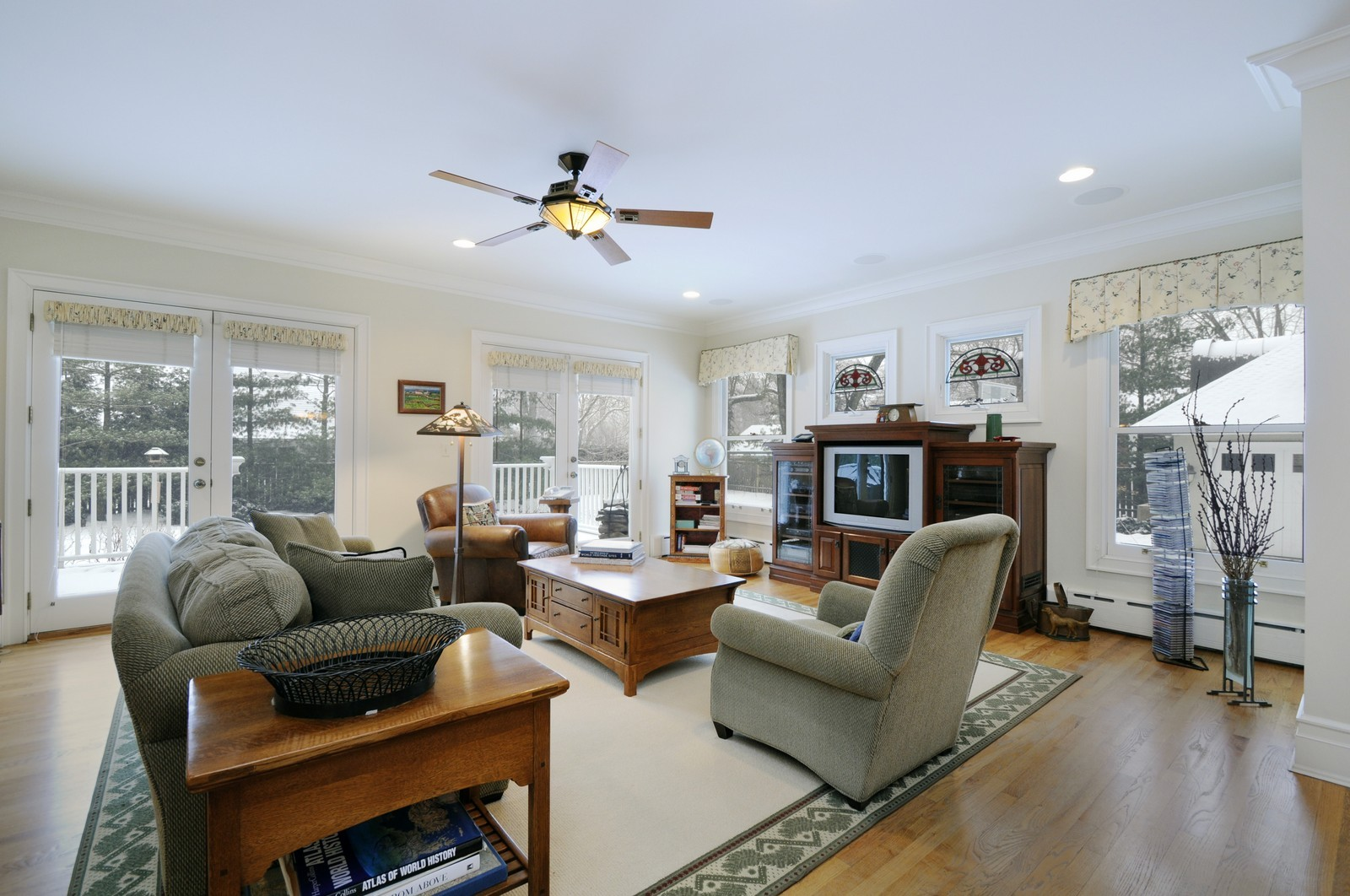Real Estate Photography - 486 Greenleaf, Glencoe, IL, 60022 -