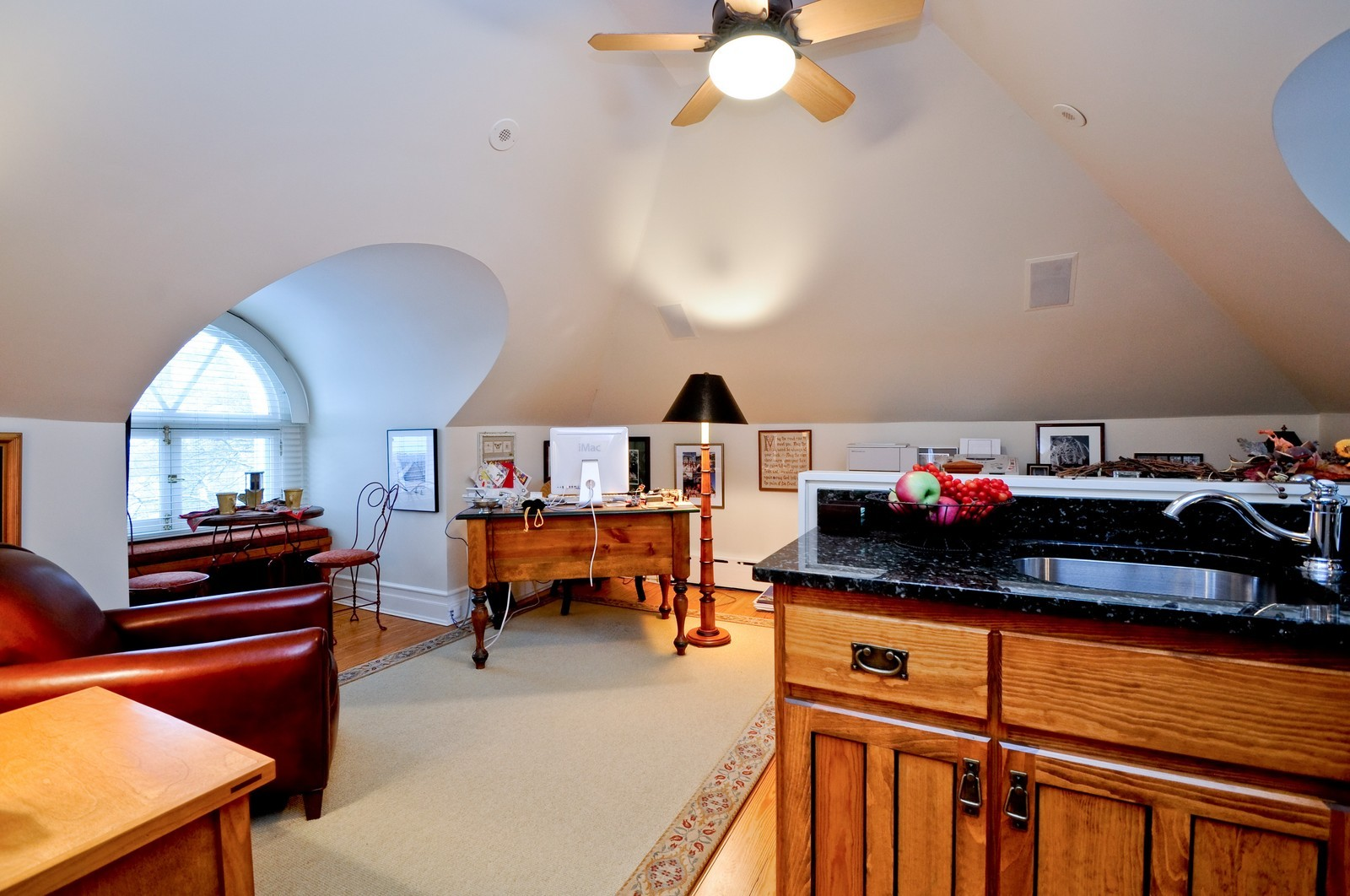 Real Estate Photography - 486 Greenleaf, Glencoe, IL, 60022 - Guest House