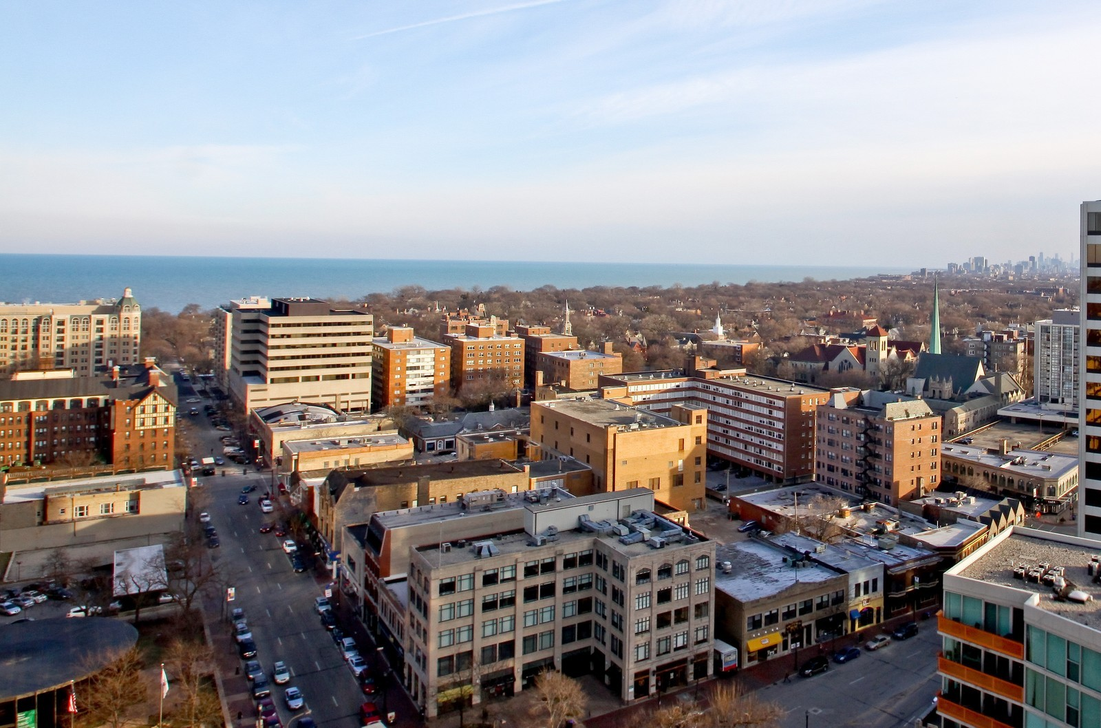 Real Estate Photography - 807 Davis, Evanston, IL, 60201 - View