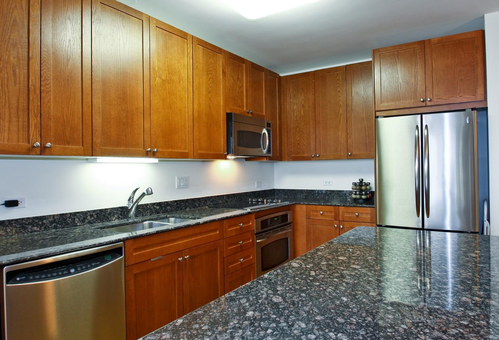 Real Estate Photography - 807 Davis, Evanston, IL, 60201 - Kitchen