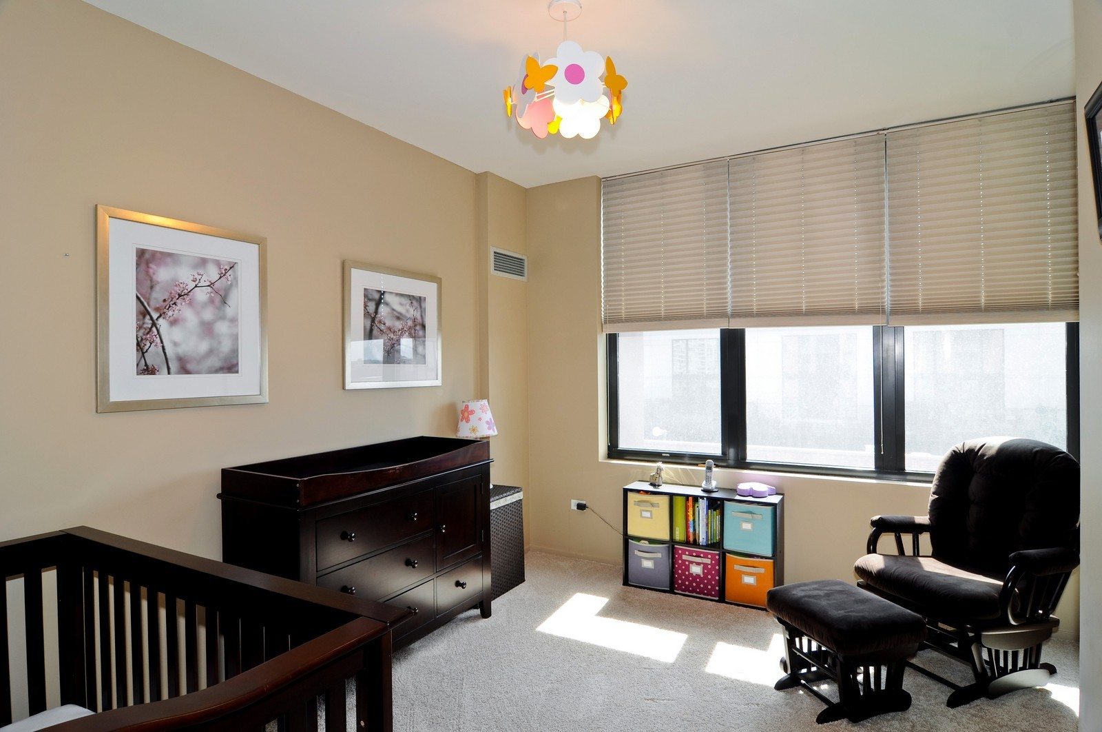 Real Estate Photography - 330 N Jefferson, #1104, Chicago, IL, 60661 - 2nd Bedroom