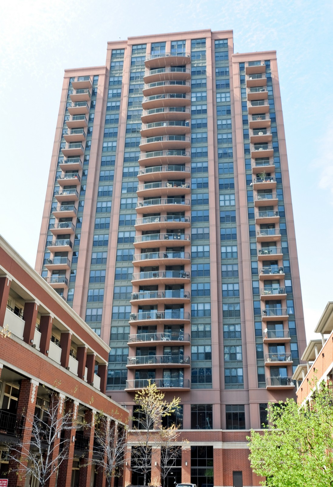 Real Estate Photography - 330 N Jefferson, #1104, Chicago, IL, 60661 - Front View