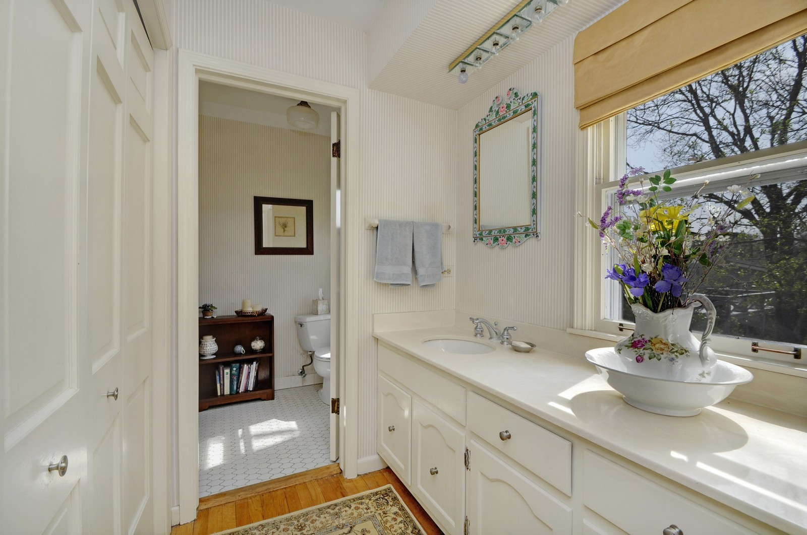 Real Estate Photography - 235 Sunset Drive, Northfield, IL, 60093 - Master Bathroom