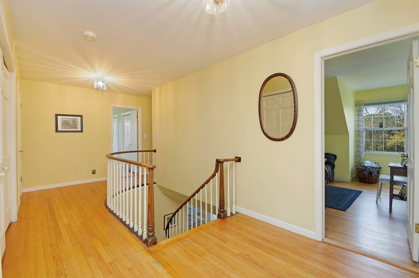 Real Estate Photography - 235 Sunset Drive, Northfield, IL, 60093 - Loft