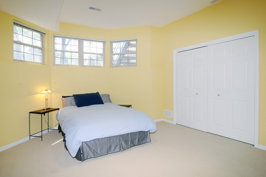 Real Estate Photography - 2628 W Cortland, Chicago, IL, 60647 - 3rd Bedroom
