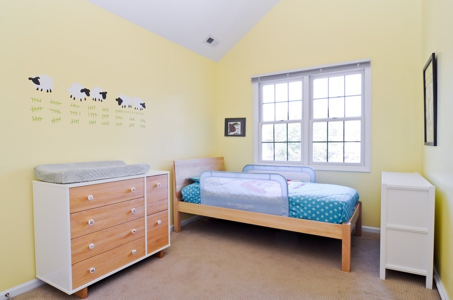 Real Estate Photography - 2628 W Cortland, Chicago, IL, 60647 - Bedroom