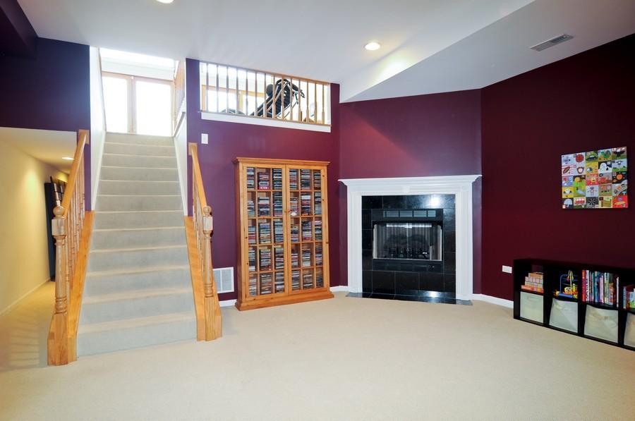 Real Estate Photography - 2628 W Cortland, Chicago, IL, 60647 - Den