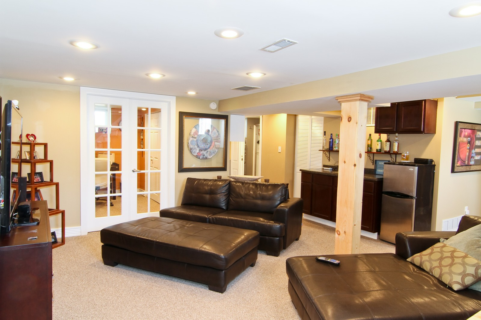Real Estate Photography - 7760 W 82nd St, Bridgeview, IL, 60455 - Basement
