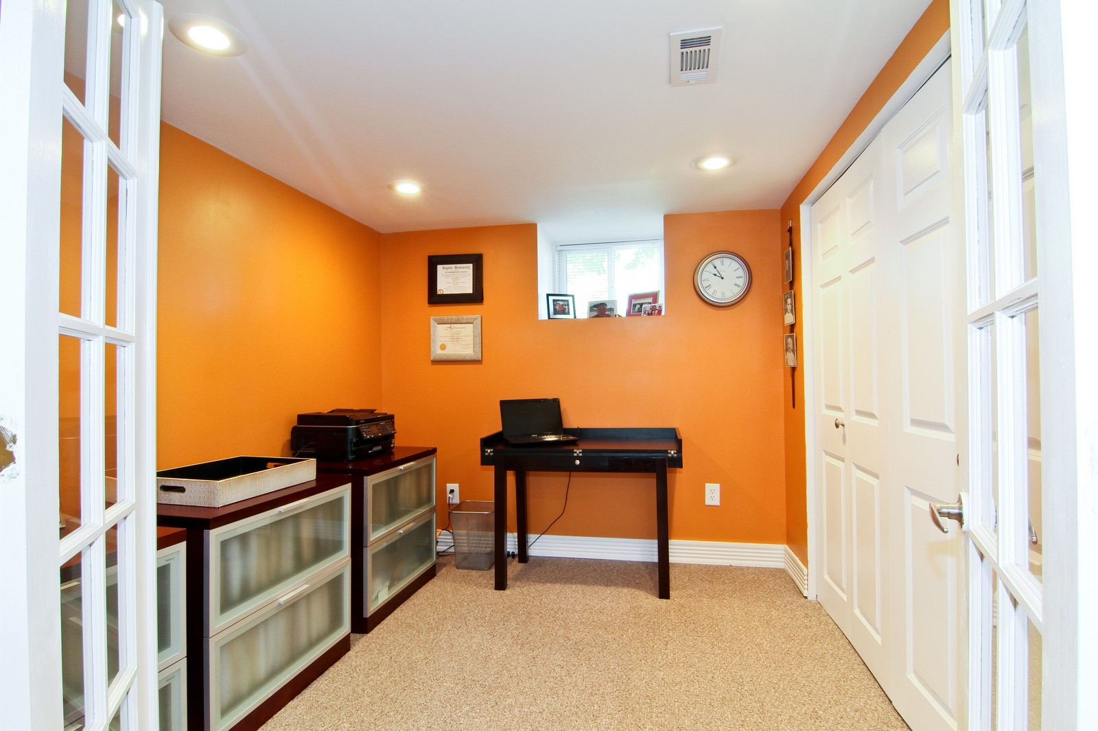 Real Estate Photography - 7760 W 82nd St, Bridgeview, IL, 60455 - Den