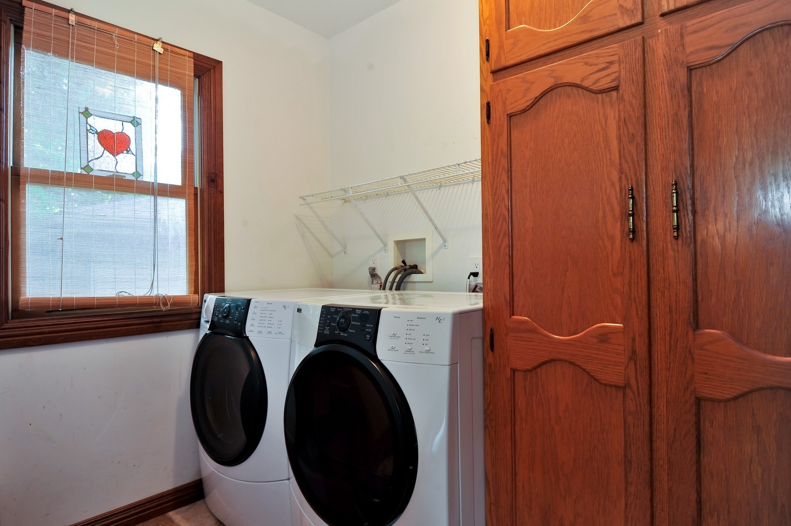 Real Estate Photography - 23250 Florian Dr, Wilmington, IL, 60481 - Laundry Room (main residence)