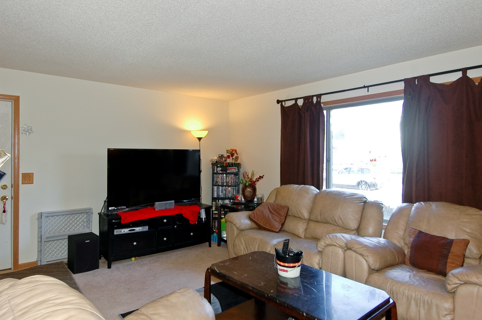 Real Estate Photography - 400 West Wood, Crystal Lake, IL, 60014 - Living Room