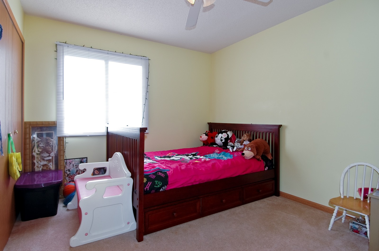 Real Estate Photography - 400 West Wood, Crystal Lake, IL, 60014 - Bedroom