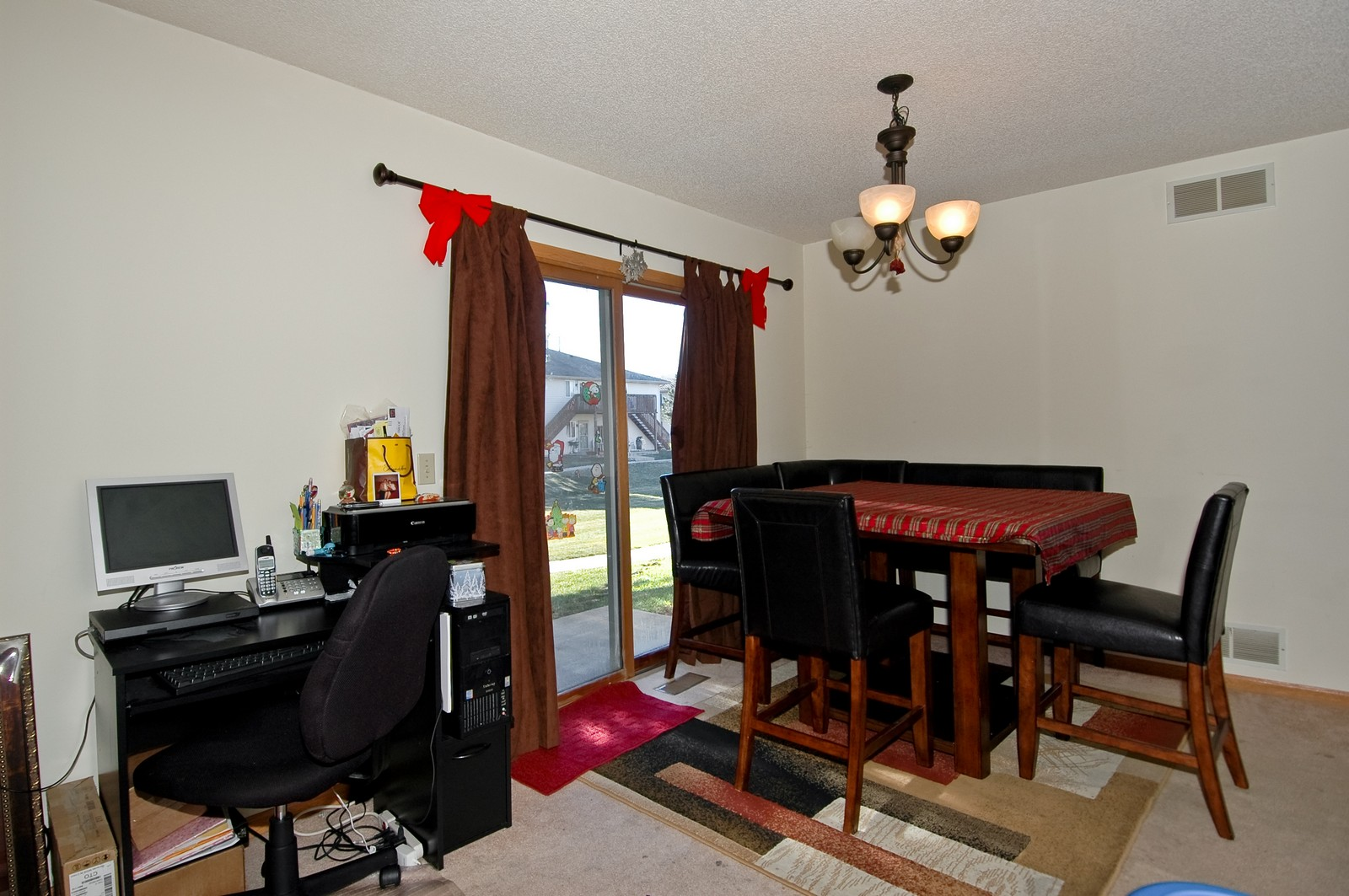 Real Estate Photography - 400 West Wood, Crystal Lake, IL, 60014 - Dining Room