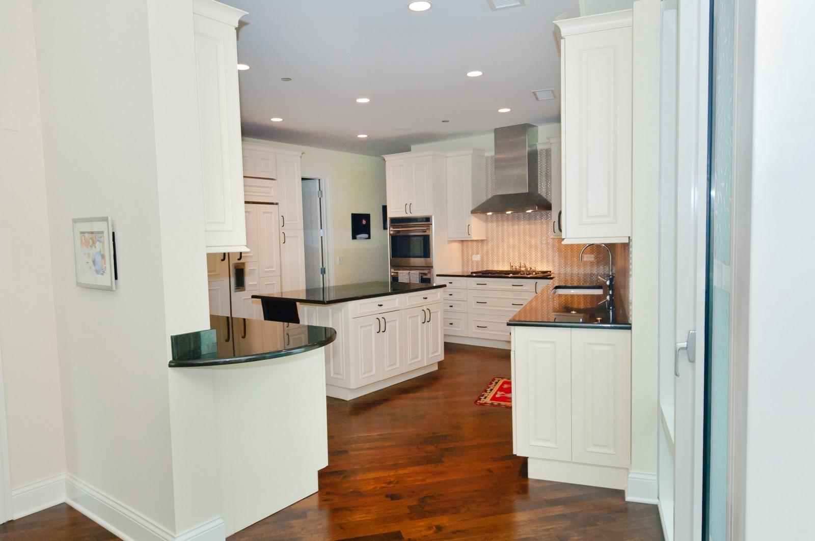 Real Estate Photography - 50 E. Chestnut, Apt 1001, Chicago, IL, 60611 - Kitchen 2