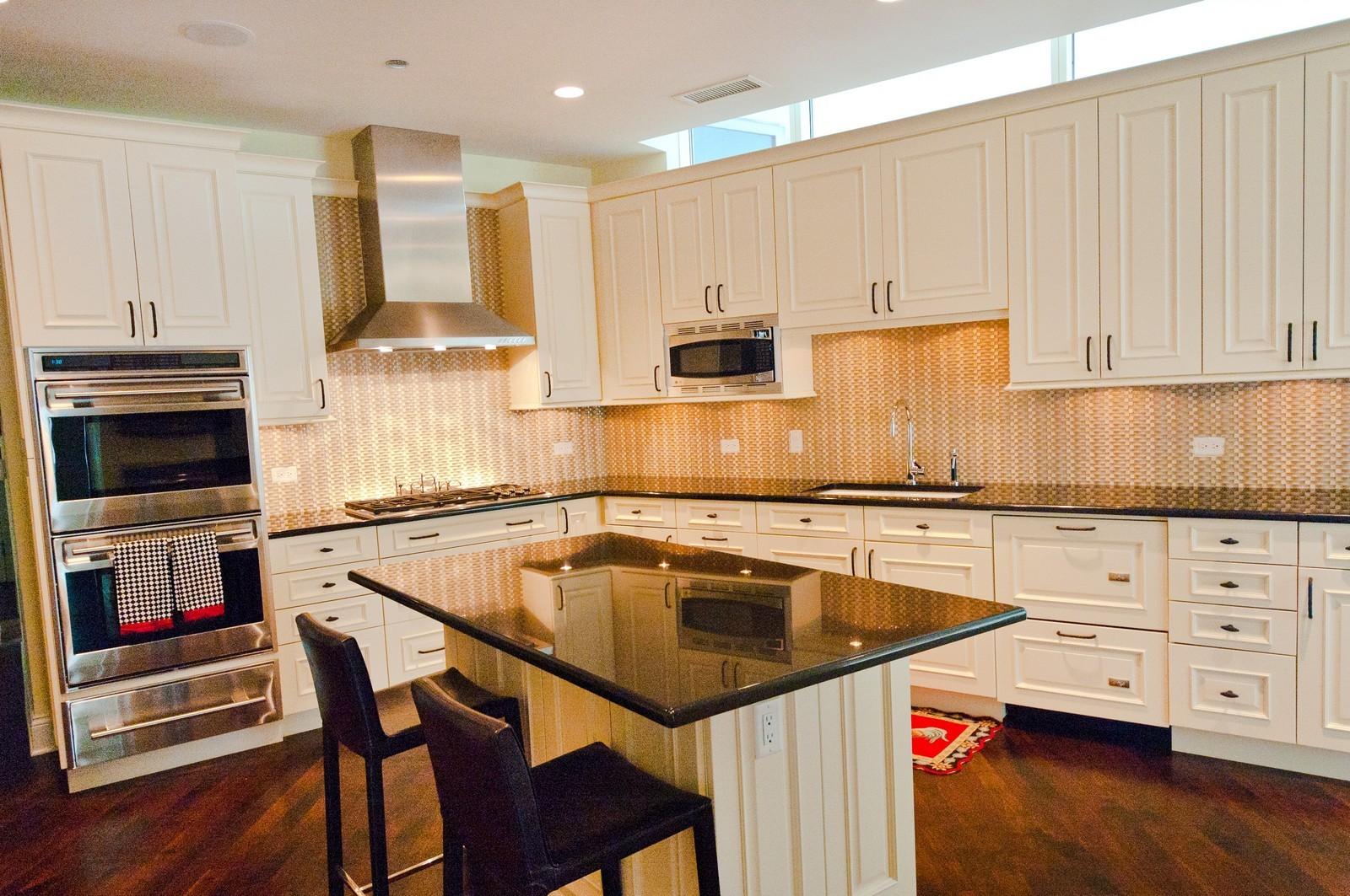 Real Estate Photography - 50 E. Chestnut, Apt 1001, Chicago, IL, 60611 - Kitchen 1