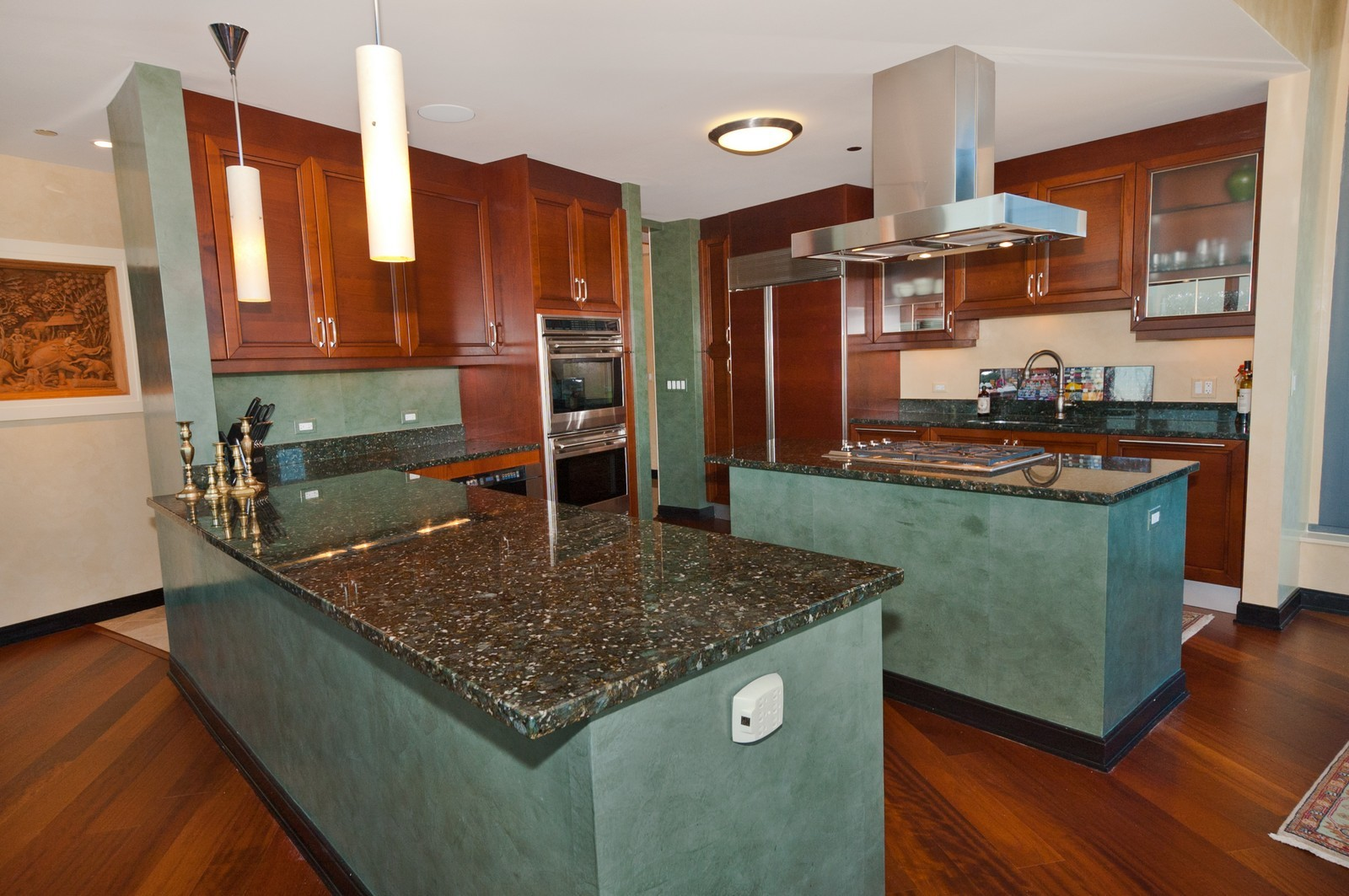 Real Estate Photography - 60 E. Monroe, 5901, Chicago, IL, 60603 - Kitchen 1