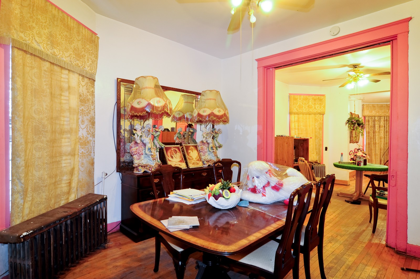 Real Estate Photography - 4419 W Jackson, Chicago, IL, 60624 - Dining Room
