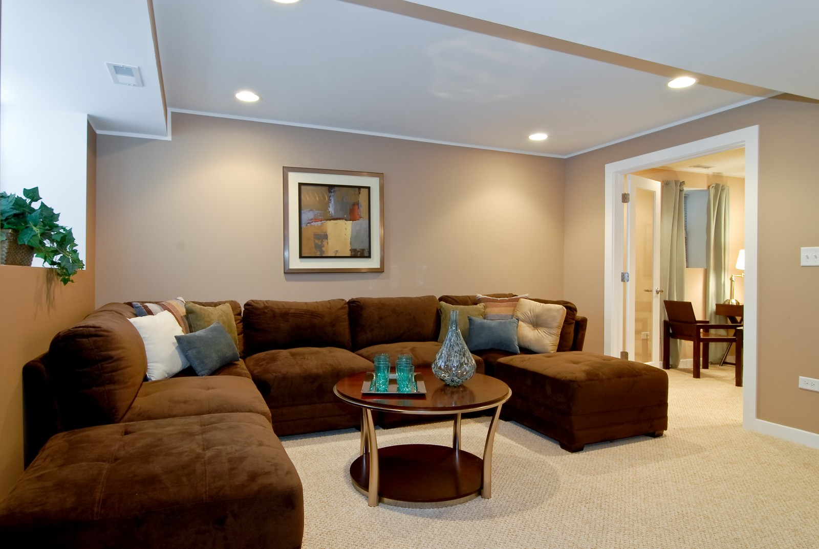 Real Estate Photography - 1738 N. Troy, Chicago, IL, 60647 - Family Room