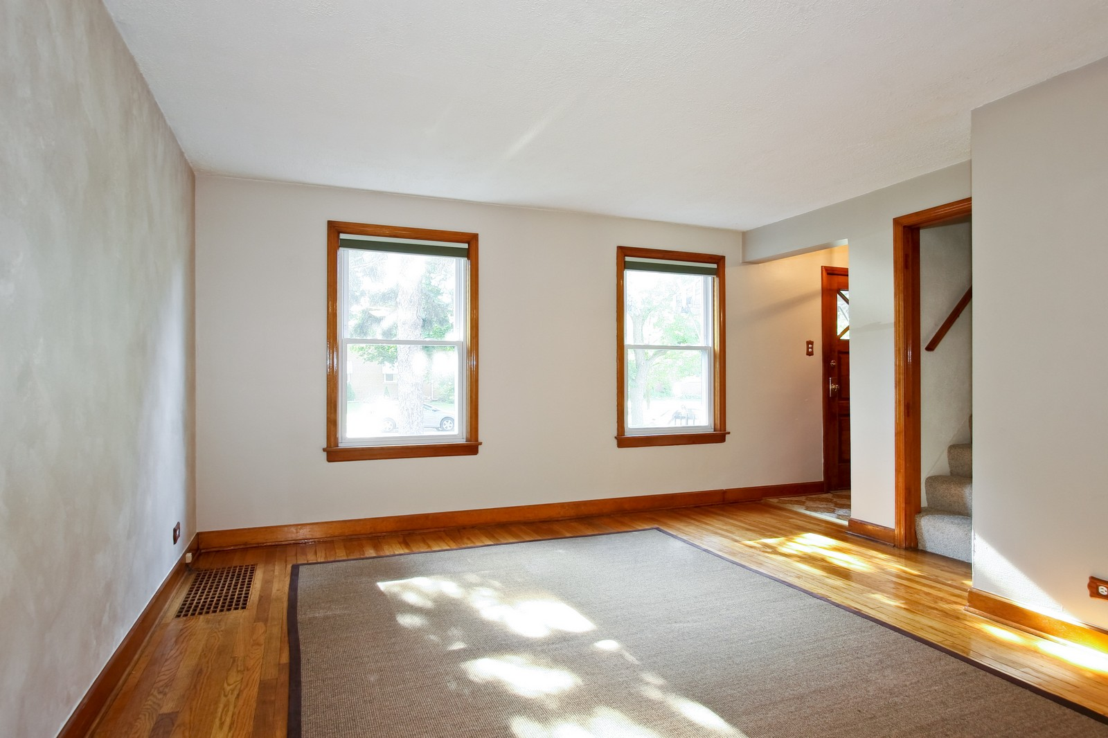 Real Estate Photography - 11246 S Avenue L, Chicago, IL, 60617 - Living Room