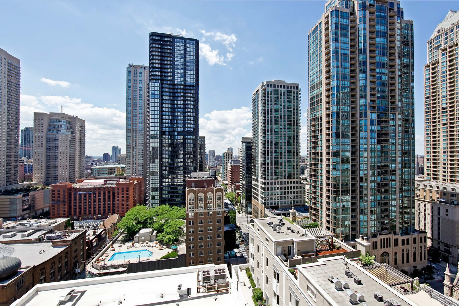 Real Estate Photography - 55 E Erie, 2005, Chicago, IL, 60611 - View