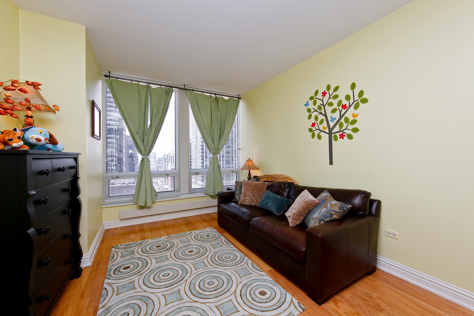 Real Estate Photography - 55 E Erie, 2005, Chicago, IL, 60611 - 3rd Bedroom