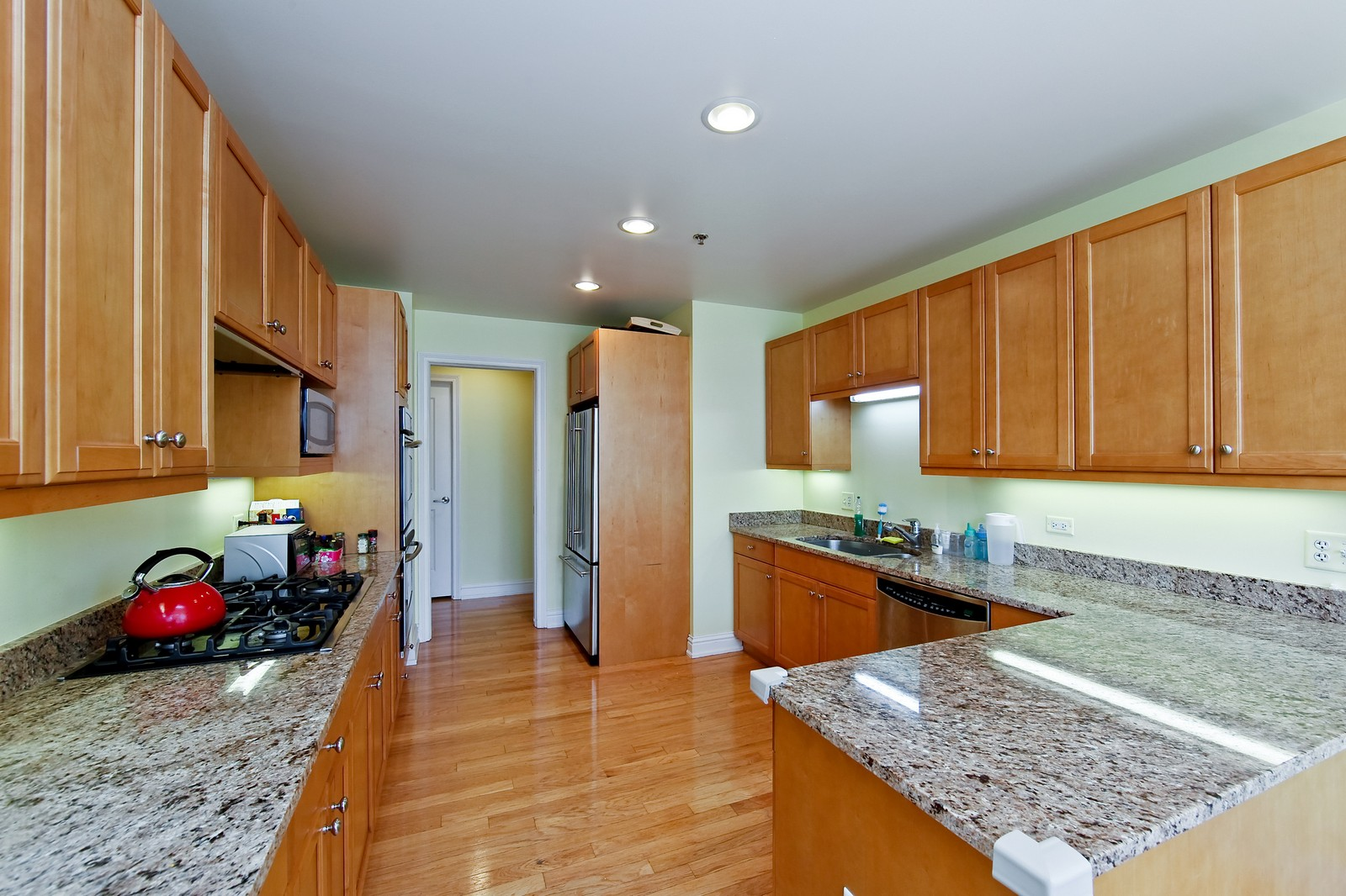 Real Estate Photography - 55 E Erie, 2005, Chicago, IL, 60611 - Kitchen
